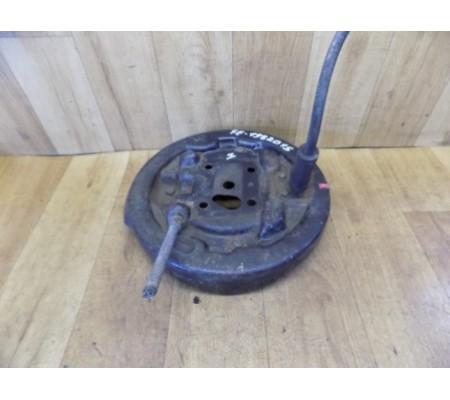 Тормозной механизм барабана задний, Ford Escort