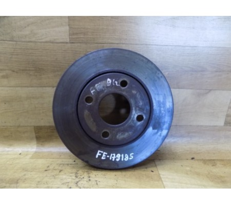 Тормозной диск передний, Ford Escort, 87BX1125CA