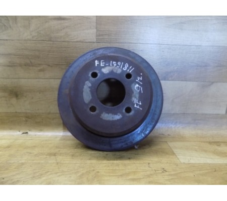 Тормозной диск задний, Ford Escort