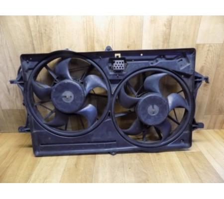 Вентилятор радиатора, Ford Focus 1, 98AB8C607