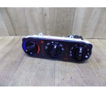 Блок управления печкой, Ford Mondeo 2, 97BW18D451AB, 96BB18K391BC