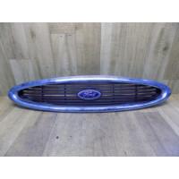 Решетка радиатора, Ford Mondeo 2, 96BG8200CNW, 96BG8A133AMW
