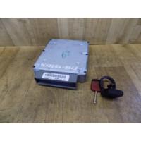Электронный блок управления двигателем, комплект, 1.8, Ford Mondeo 2, XS7F12A650PA