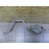 Глушитель, задняя часть, универсал, 1.8, Ford Mondeo 2