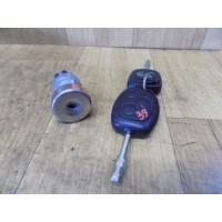 Замок зажигания с ключом, Ford Mondeo 3