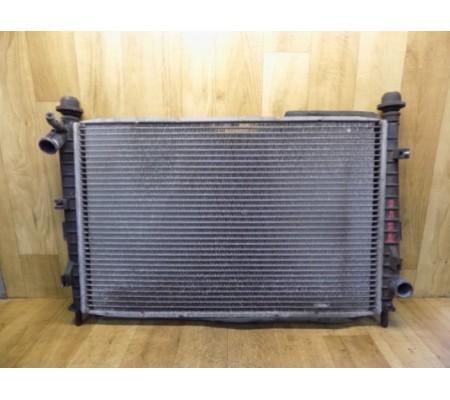 Радиатор основной, Ford Mondeo 3, 1S7H8005AD, 1S7H8C342AD