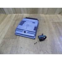 Электронный блок управления двигателем, чип, иммобилайзер, 2.0 TDCI, Ford Mondeo 3, 5S7112A650FA, 98VP15607AB