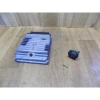 Электронный блок управления двигателем, чип, иммобилайзер, 2.0 TDCI, Ford Mondeo 3, 3S7A12A650FD, 98VP15607AB