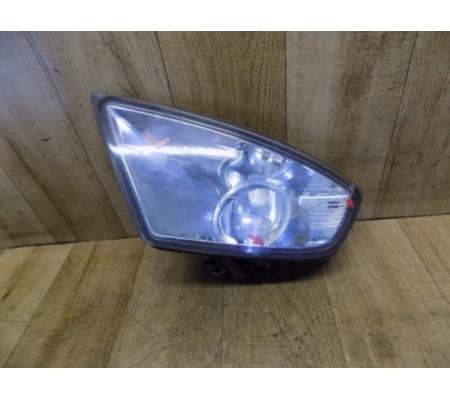 Противотуманная фара левая, дефект, Ford Mondeo 3, 1305623326, 3S7115K202AE
