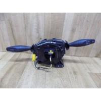 Подрулевые переключатели света и дворников с рулевым шлейфом, Ford Mondeo 3, 98AG13335AE, 98AB14A664BF