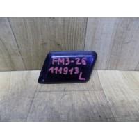 Заглушка форсунки омывателя фар левая, Ford Mondeo 3, 1S7113L019A