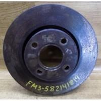 Тормозной диск передний, Ford Mondeo 3