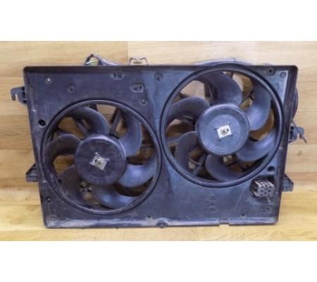 Вентилятор радиатора, Ford Mondeo 3