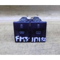 Кнопка обогрева переднего/заднего стекла, Ford Mondeo 3