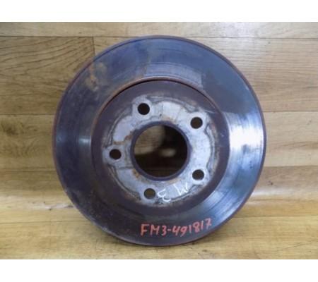 Диск тормозной задний, Ford Mondeo 3