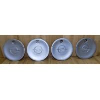 Комплект заглушек(колпачков/крышек) колесных дисков, Opel, 90425802