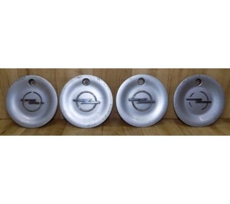 Комплект заглушек(колпачков/крышек) колесных дисков, Opel, 90538266