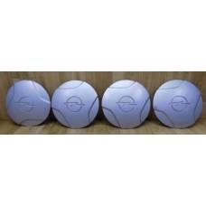 Комплект заглушек(колпачков/крышек) колесных дисков, Opel, 90425796