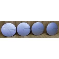 Комплект заглушек(колпачков/крышек) колесных дисков, Volkswagen, 1H0601149