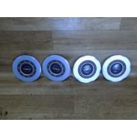 Комплект заглушек(колпачков/крышек) колесных дисков, Opel