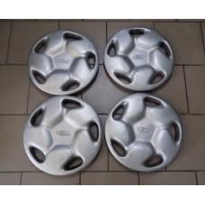 Колпаки колесные 4шт, R15, Ford, 95VW1130DB
