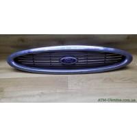 Решётка радиаторная Ford Mondeo 2 96BG8200CLW