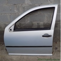 Дверь передняя левая Volkswagen Golf IV (1997 -2004г.г.)