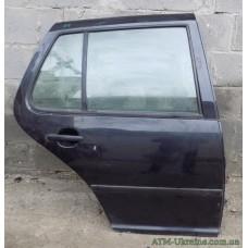 Дверь задняя правая Volkswagen Golf IV (1997 -2004г.г.)