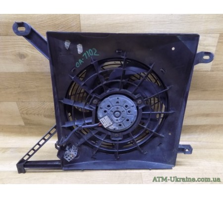 Вентилятор радиатора Opel Astra G 2.0 l 90570743