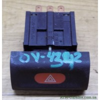 Кнопка аварийной сигнализации Opel Vectra 90565714