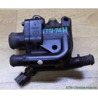 Корпус термостата, термостат Ford Mondeo Mk-1, Mk-2, 1.8, 2.0L, 928M8594A