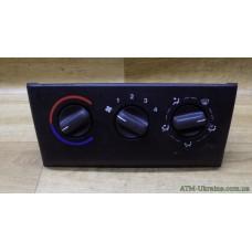 Блок управления печкой 6081F1A Opel Vectra В
