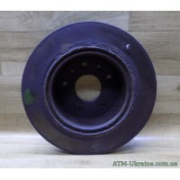 Тормозной диск задний 90445521 Opel Omega B