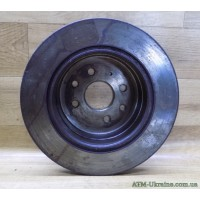 Тормозной диск задний 9049526836 Opel Vectra B