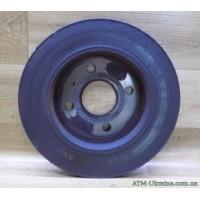 Тормозной диск задний 24432189 Opel Astra G