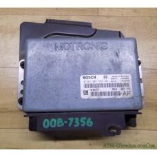 Блок управления двигателем 261204589 Opel Omega В 3.0 L