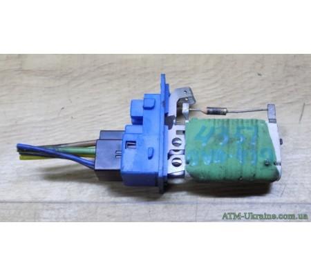 Резистор печки 90586303 Opel Vectra B