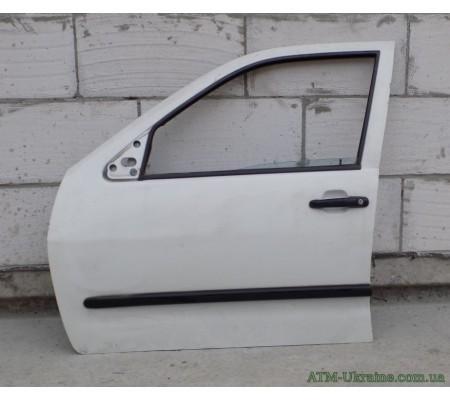 Дверь передняя левая Volkswagen Caddy II (1995-2004г.)