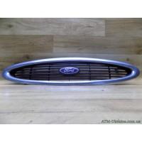 Радиаторная решетка Ford Mondeo 2 MK-2, 96BG-8200-CNW, 96BG-8A133-AMW