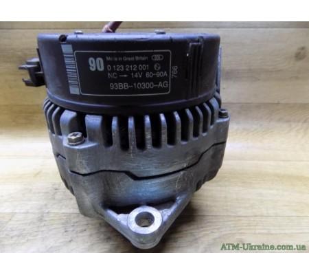 Генератор Ford Mondeo-1,2 MK-1, MK-2, 93BB-10300-AG, BOCH 0123 212 001