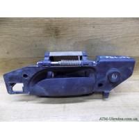 Ручка наружная, передняя, левая Ford Mondeo-1,2 MK-1, MK-2, 93BB-F22401-AM, 96BG-F22401-AC, 96BG-F22401-AD, 93BB-F22401-AK, 93BB-F22401-AH