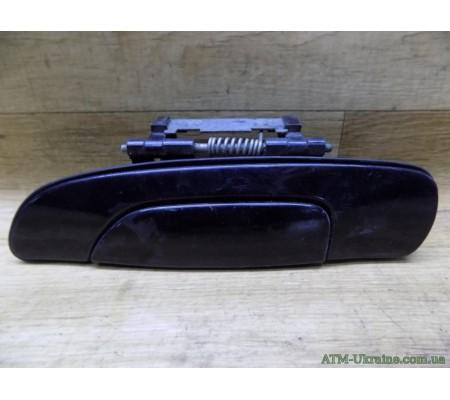 Ручка наружная, задняя, левая Ford Mondeo-1,2 MK-1, MK-2, 93BB-F26601-AM, 93BB-F26601-AN, 95BB-F226601-AAW