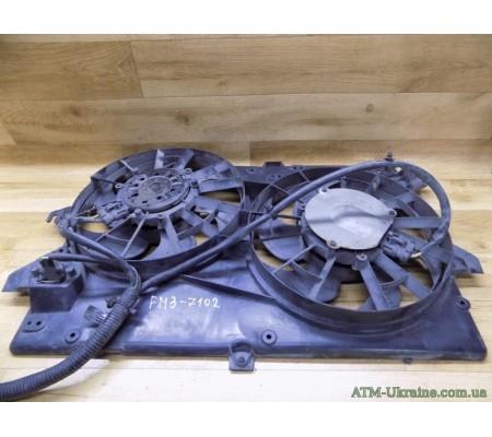 Вентилятор радиатора Ford Mondeo-3 , MK-3, 95BB-8C607