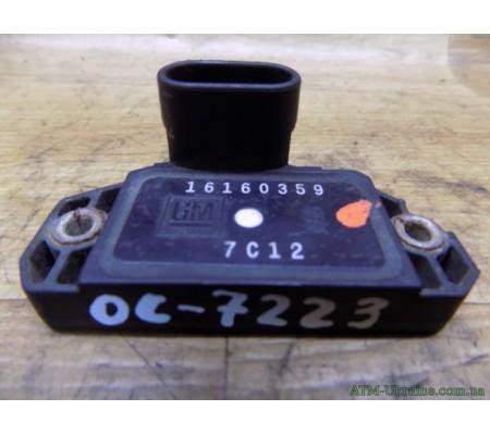 Блок управления рециркуляцией выхлопных газов Opel Corsa, GM16160359