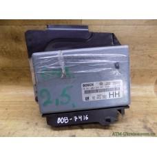 Блок управления двигателем с чипом, Opel Omega B, 2.5, GM90492382HH, Bosch 0261203588