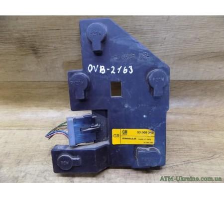 Плата /вставка/ крышка с платой, заднего фонаря, правая Opel Vectra B, GM 90 568 049