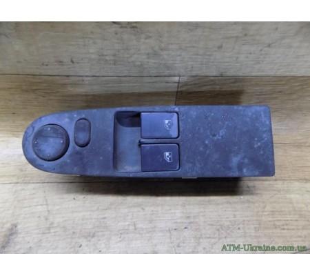 Блок кнопок стеклоподъемников передняя левая Opel Omega B, 09148003, 0524119, 09148001