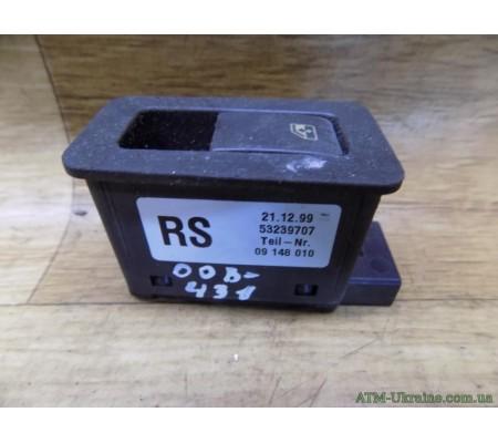 Кнопка стеклоподъемника Opel Omega B, 09148010, 0524119