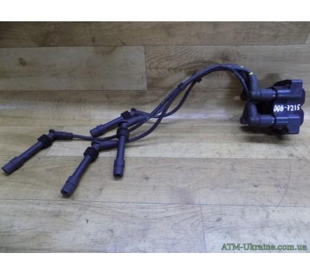 Катушка зажигания с ВВ проводами, Opel Omega B