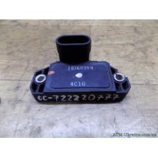 Блок управления рециркуляцией выхлопных газов Opel Corsa, GM16166359